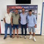 Sestri Levante: ufficiale, Vincenzo Cammaroto sarà il nuovo allenatore della prima squadra