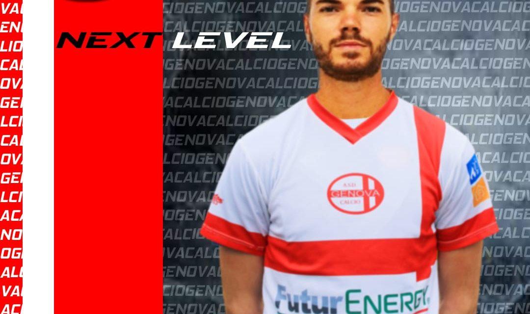 Genova Calcio: ritorna Andrea Parodi