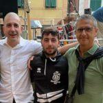 Rossiglionese: in arrivo dalla Campese Nicolò Pastorino