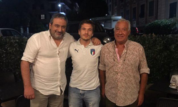 Priaruggia, colpo grosso: Giorgio Fichera è il nuovo direttore sportivo
