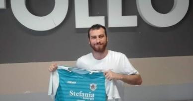Follo San Martino: arriva l'attaccante classe '97 Marco Cupini