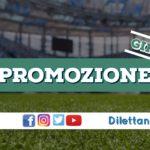 DIRETTA LIVE – PROMOZIONE GIRONE B, 5ª GIORNATA: RISULTATI E CLASSIFICA