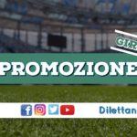DIRETTA LIVE – PROMOZIONE GIRONE A, 5ª GIORNATA: RISULTATI E CLASSIFICA